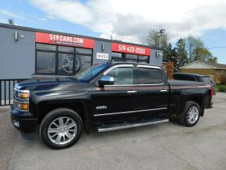 Used 2015 Chevrolet Silverado 1500 | Leather | Navigation | Backup Camera for sale in St. Thomas, ON
