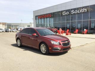 Used 2015 Chevrolet Cruze 1LS, ECO, AUTO for sale in Edmonton, AB