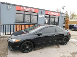 Used 2007 Honda Civic SI | Sunroof | Upgraded Exhaust for sale in St. Thomas, ON