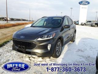 New 2020 Ford Escape SEL for sale in Elie, MB