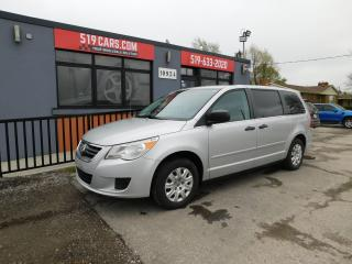 Used 2011 Volkswagen Routan Trendline for sale in St. Thomas, ON