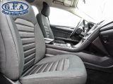 2017 Ford Fusion SE MODEL, BACKUP CAMERA, 2L TURBO 4CYL, BLUETOOTH