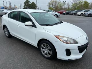 Used 2013 Mazda MAZDA3 ** USB & AUX. INPUT ** for sale in St Catharines, ON