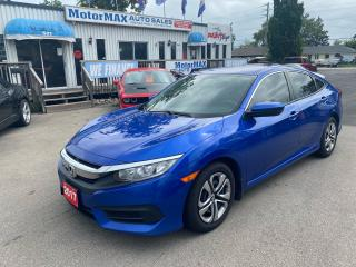 Used 2017 Honda Civic LX-ACCIDENT FREE-WE FINANCE for sale in Stoney Creek, ON