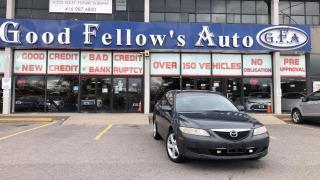 Used 2005 Mazda MAZDA6 Special Price Offer!! for sale in Toronto, ON