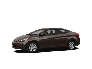 Used 2011 Hyundai Elantra GL for sale in Charlottetown, PE