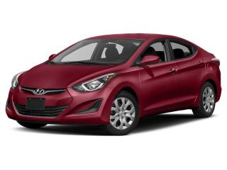 Used 2016 Hyundai Elantra LE-R for sale in Charlottetown, PE