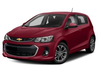 Used 2017 Chevrolet Sonic LT Auto for sale in Charlottetown, PE