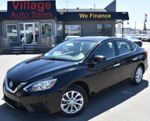 Used 2019 Nissan Sentra 1.8 SV HEATED SEATS! CRUISE CONTROL! BACKUP CAMERA! for sale in Saskatoon, SK