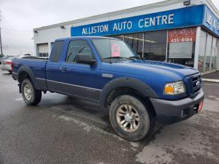 Used 2007 Ford Ranger FX4 LEVEL II for sale in Alliston, ON