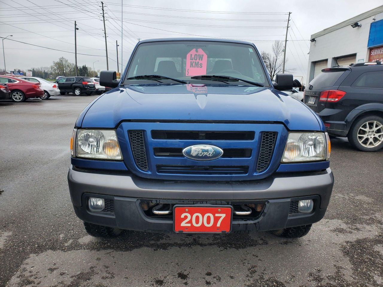 2007 Ford Ranger