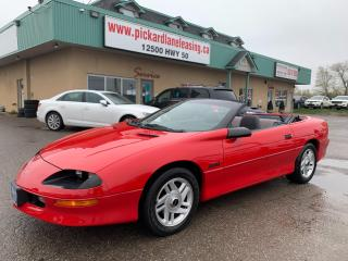 Used 1994 Chevrolet Camaro z28 Z28! | ACCIDENT FREE! | ONTARIO VEHICLE!! for sale in Bolton, ON