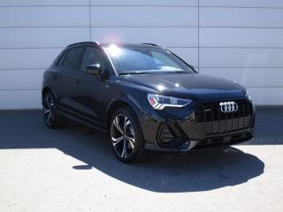 New 2021 Audi Q3 45 Technik for sale in Regina, SK