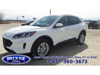 New 2021 Ford Escape SE Hybrid for sale in Elie, MB