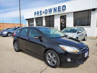 Used 2014 Ford Focus SE for sale in Brantford, ON
