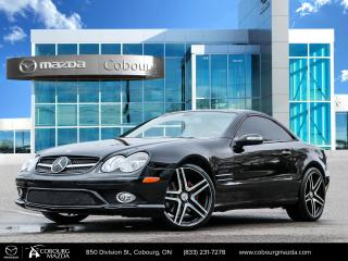 Used 2007 Mercedes-Benz SL-Class SL 550 for sale in Cobourg, ON