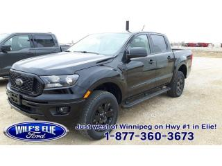 New 2021 Ford Ranger XLT for sale in Elie, MB