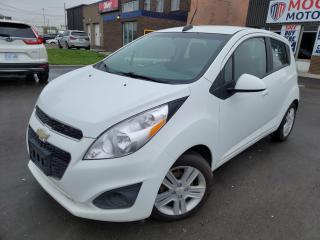 Used 2015 Chevrolet Spark LT for sale in Brampton, ON