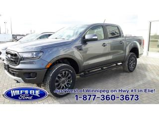 New 2021 Ford Ranger LARIAT for sale in Elie, MB