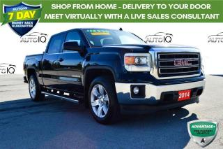 Used 2014 GMC Sierra 1500 SLE V-8 engine for sale in Grimsby, ON