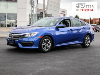 Used 2018 Honda Civic LX | BACK UP CAM | BLUETOOTH for sale in Ancaster, ON