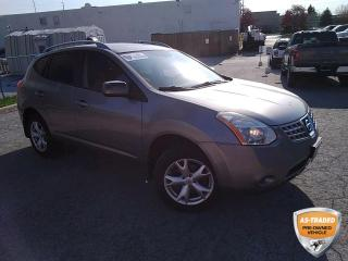 Used 2008 Nissan Rogue SL | ONE OWNER | CLEAN CARFAX | ALLOYS | KEYLESS ENTRY | for sale in Barrie, ON