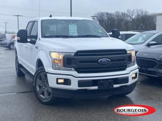 Used 2020 Ford F-150 XLT HEATED SEATS, REVERSE CAMERA for sale in Midland, ON