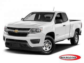 Used 2015 Chevrolet Colorado WT for sale in Midland, ON