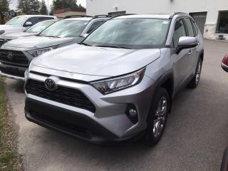 New 2021 Toyota RAV4 AWD + XLE + PREMIUM PACKAGE! for sale in Cobourg, ON
