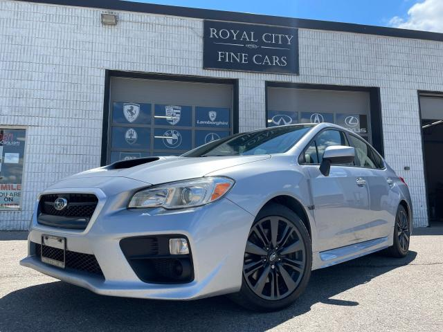 2017 Subaru WRX ONE OWNER NO ACCIDENTS/ 6 -SPEED / HEATED SEATS