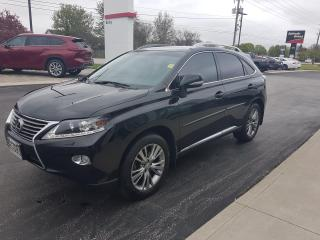 Used 2013 Lexus RX 350 for sale in Sarnia, ON