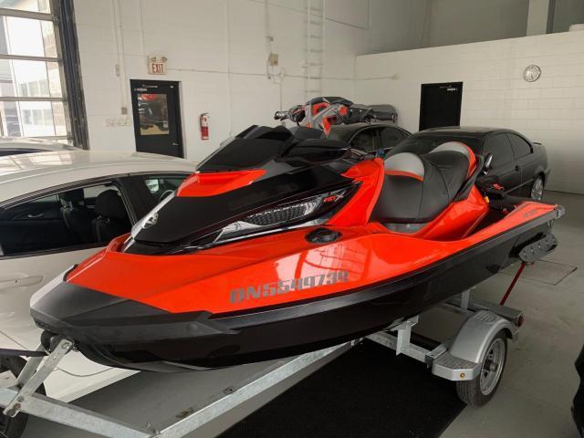 2017 Sea-Doo RXT 300X