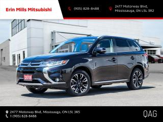 Used 2018 Mitsubishi Outlander Phev SE S-AWC for sale in Mississauga, ON