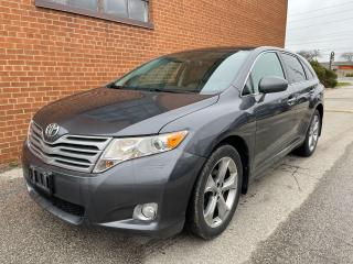 Used 2011 Toyota Venza V6/LEATHER/SUNROOF/NAVI/CAMERA/PUSH START for sale in Oakville, ON