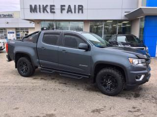 Used 2016 Chevrolet Colorado Z71 Remote Keyless Entry, Remote Start, Rear Vision Camera, Heated Front Seats, Power Windows for sale in Smiths Falls, ON