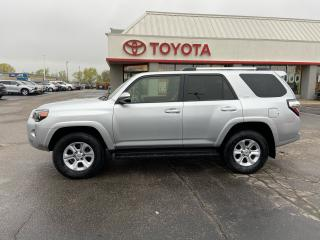 Used 2019 Toyota 4Runner SR5  LEATHER NAVIGATION 7 passenger for sale in Cambridge, ON