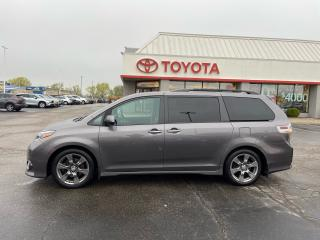 Used 2017 Toyota Sienna SE TECH PKG for sale in Cambridge, ON