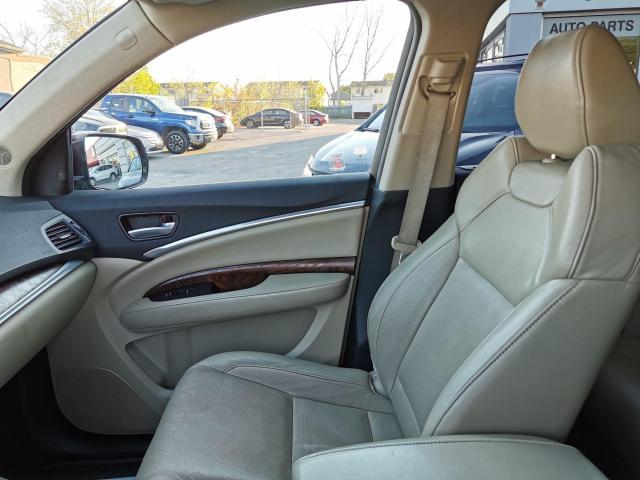 2014 Acura MDX Elite Pkg Photo25