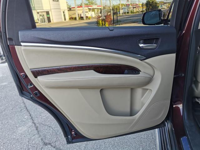 2014 Acura MDX Elite Pkg Photo28