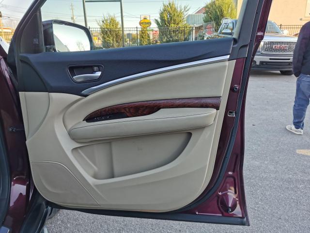 2014 Acura MDX Elite Pkg Photo39