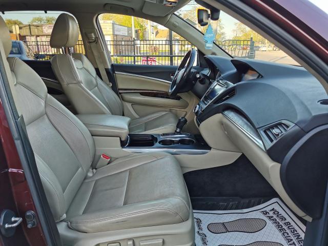 2014 Acura MDX Elite Pkg Photo40