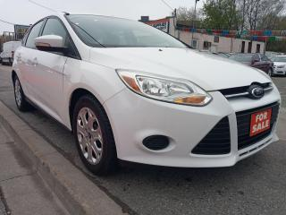 Used 2013 Ford Focus SE-EXTRA CLEAN-ONLY 136K-GAS SAVER-BLUETOOTH-AUX for sale in Scarborough, ON