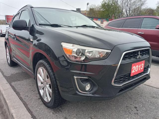 2013 Mitsubishi RVR GT-AWD-NAVI-PANORAMA ROOF-BLUETOOTH-USB-AUX-ALLOYS