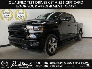 Used 2019 RAM 1500 SPORT for sale in Sherwood Park, AB