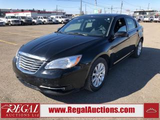 Used 2012 Chrysler 200 Touring 4D Sedan 2.4L for sale in Calgary, AB