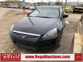 Used 2004 Honda Accord (CA  (1-Y) for sale in Calgary, AB
