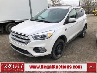 Used 2018 Ford Escape (1-ZZ) for sale in Calgary, AB
