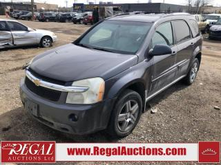 Used 2007 Chevrolet Equinox (16-ANNEX) for sale in Calgary, AB