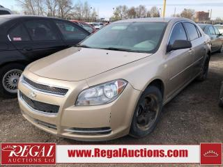 Used 2008 Chevrolet Malibu (16-D) for sale in Calgary, AB