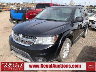 Used 2013 Dodge Journey (21-T) for sale in Calgary, AB